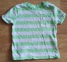 Pruhované tričko, f&f,74