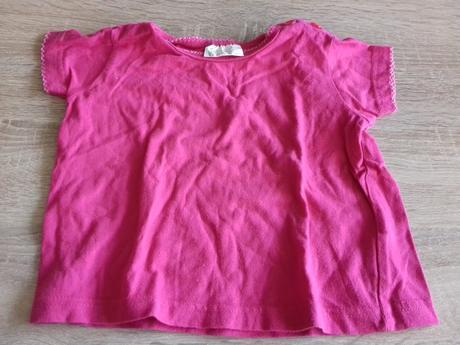 Dívčí tričko na mimi, 74