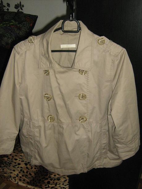 Dámský kabátek vel.44, marks&spencer,44