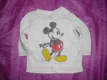 Triko s mickey mousem 3 m, disney,62