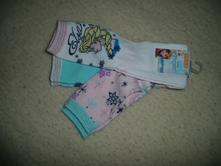 Ponožky frozen elsa anna 3ks 37-38,5, disney,37 / 38