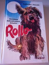 Kniha pro děti rollo - příběhy štěněte,