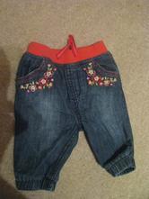 Bavlněné kalhoty, f&f,56