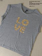Dámské tričko, new yorker,m