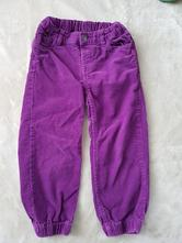 Manžestrové kalhoty lindex, lindex,104