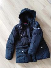 Dívčí zimní bunda, 134