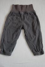 Tenké manžestrové kalhoty, lupilu,80