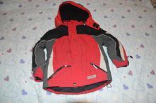 Zimní lyžařská bunda nepromokavá, 116