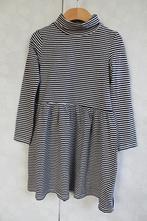 Šaty s dl. rukávem vel. 4 - 6 let, h&m,110