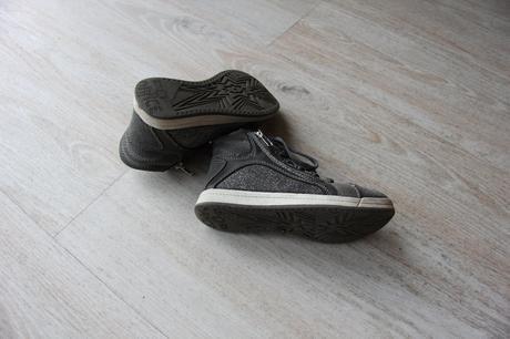 Stříbrné boty funky girls, 29