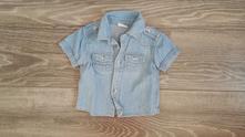 Bavlněná džínová košile, cherokee,68