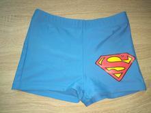 Klučičí plavky superman vel. 122, disney,122