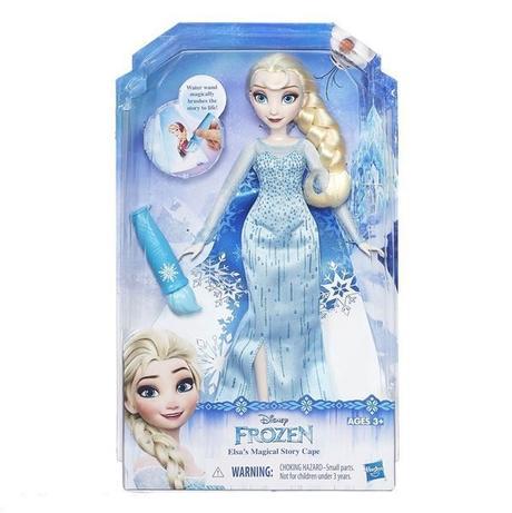 Frozen elsa s vybarvovací sukní,