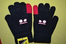 Strečové rukavice, 122 - 158