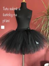 Tylová (tutu) sukně, 34 - xs
