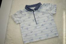 Tričko s límečkem, matalan,68