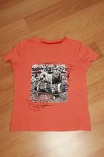 Tričko f&f - oranžové, lev .. vel. 122, f&f,122