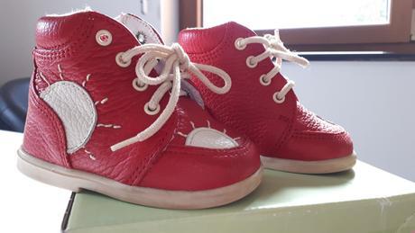Kožené boty capáčky 19 8ebae58f85