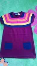 Úpletové šaty lupilu, lupilu,98