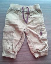 Letní plátěné kalhoty , m&co,74
