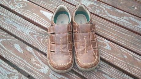 Vycházkové boty - hnědé, vel. 40, 40