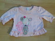 Next dětské tričko s dlouhým rukávem , next,62