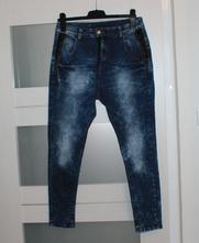 Elastické džíny, 38