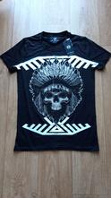 Černé triko my brand, xl