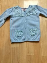 Krásný krajkový svetr svetřík, lupilu,92