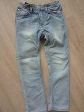 Modré džíny, h&m,122