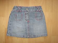 Riflová sukně, next,86