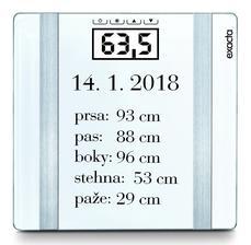 Do termínu abdominoplastiky se musím dostat opět minimálne na 60 kg!!! Musím se do toho oět opřít naplno.