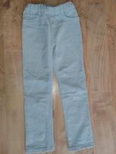 Kalhoty se zlatou nitkou, h&m,116