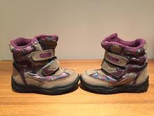 Zimní boty vel. 23, 23