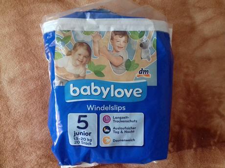 Natahovací plenkové kalhotky babylove, vel. 5, babylove,9 kg - 20 kg