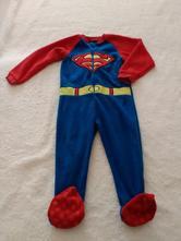 Flísový overal superman vel.104 (č.1009), george,104