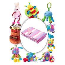 Velká sada hraček sensillo + dárek deka,