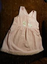 Šaty manžesterové, topolino,92