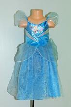 Karnevalové modré šaty princezna šípková růženka,