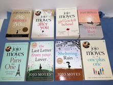 Jojo moyes in english,