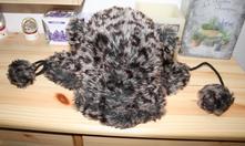 Dětská čepice kočkas s ušima, 110