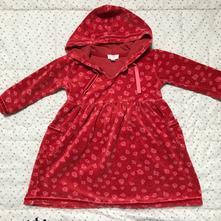 Červené kytickové šaty, 98