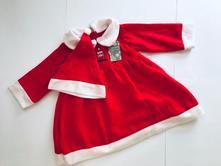 St3/ kostym nový santa šaty - v.cca 92, 92