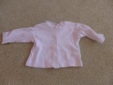 Kojenecký kabátek vhodný od narození, 56