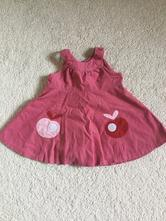 Manžestrové šaty, next,68