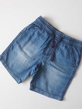Džínové šortky, lupilu,98