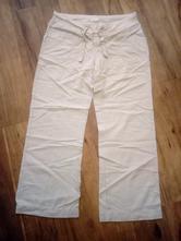 Dámské lněné kalhoty vel.40, vero moda,40