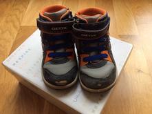 Kotníkové boty, geox,21
