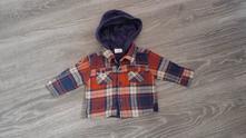 Košile s kapucí, f&f,68