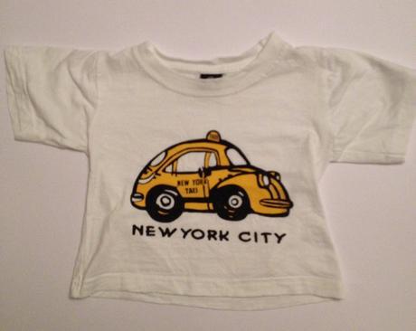 Tričko s taxíkem, vel. 68, 68